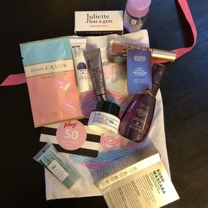 Sephora 50 Point Play Card plus Deluxe Samples